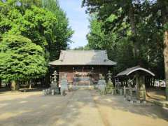 八合神社社殿