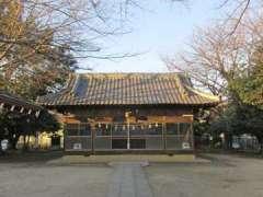 向山神明神社