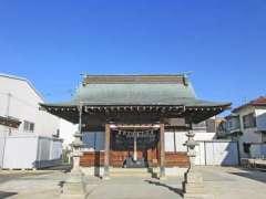 浅間台氷川神社