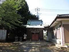 須ヶ谷第六天神社