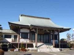 泉蔵寺本堂