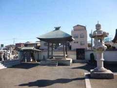 泉蔵寺鐘楼