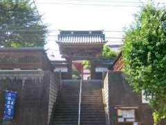本仙寺山門