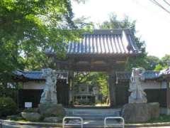 東圓寺山門