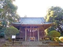 子の神氷川神社