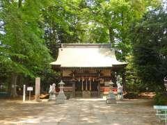 館氷川神社