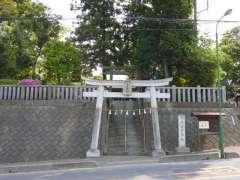 宮戸神社鳥居