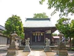 宮戸神社社殿