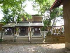 宮戸神社稲荷社