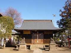 溝沼氷川神社