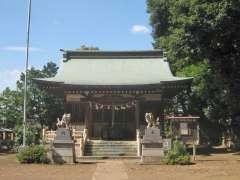 岡氷川神社