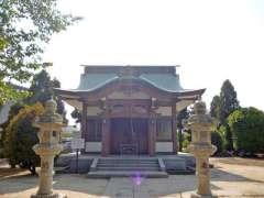 内間木神社