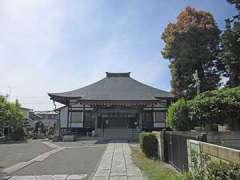 東源寺本堂