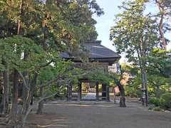 国済寺三門