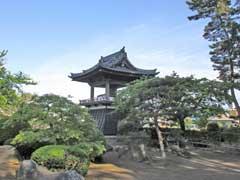 国済寺鐘楼