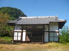 蓮台寺本堂