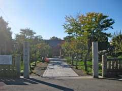 天洲寺参道