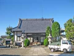 天洲寺本堂