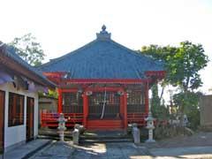天洲寺聖徳太子堂