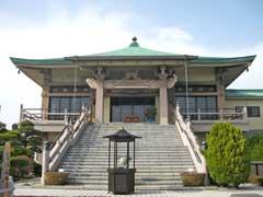 大長寺本堂