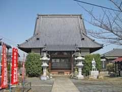 阿弥陀寺本堂