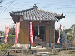 阿弥陀寺日限地蔵堂