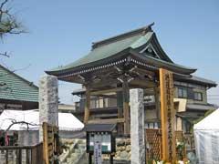 正覚寺鐘楼堂