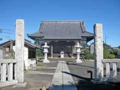 徳圓寺山門