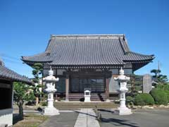 徳圓寺本堂