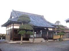 正福寺本堂