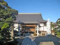 神仙寺本堂