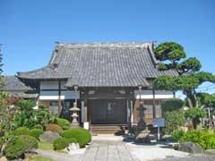 成正寺本堂