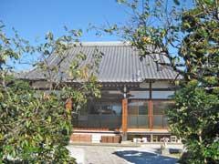 清岩寺本堂