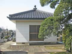 長福寺庫裏