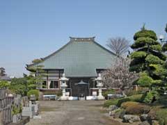 宝蔵寺本堂