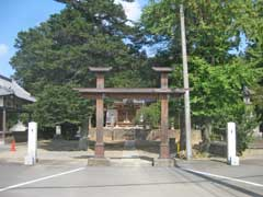 満願寺境内歓喜天社鳥居