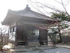 蓮華寺大黒堂