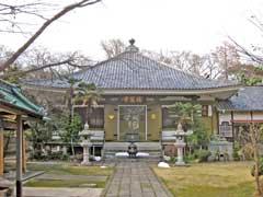 清善寺本堂