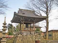 清善寺鐘楼