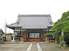慶岩寺本堂