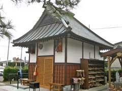 慶岩寺堂宇