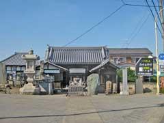 盛徳寺山門