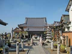 盛徳寺中門
