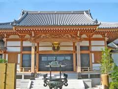 盛徳寺本堂
