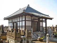 盛徳寺薬師堂