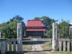 泉藏院山門