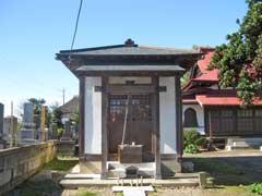 泉藏院薬師堂
