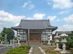 東泉寺本堂