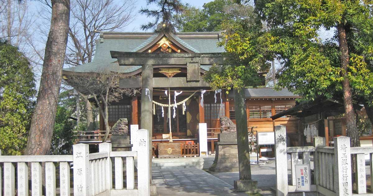 八幡 神社 行田 2021年 行田八幡神社 - 行く前に!見どころをチェック