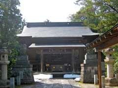 忍諏訪神社